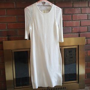Semi Formal 3/4 sleeve Dress